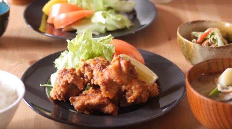 Japanese Fried Chicken (Karaage)