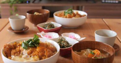 Katsudon Breaded Pork Cutlet on Rice
